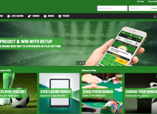 Offers from Unibet