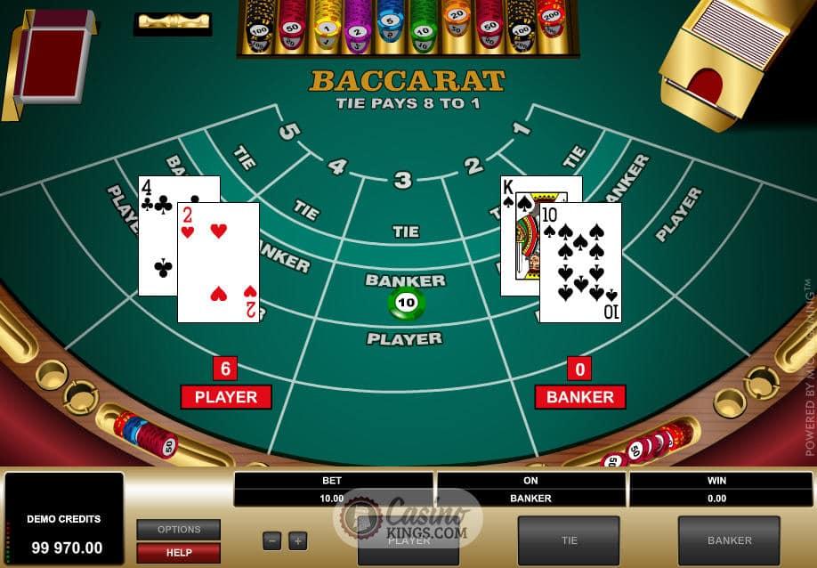 Best Baccarat Online Casinos 2019 Online Casino Uk