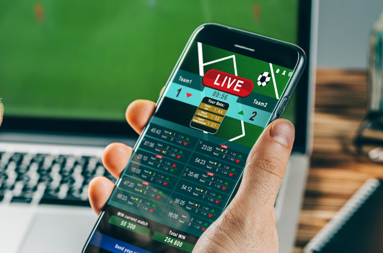 online sports betting app