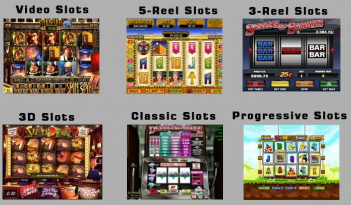Types of Slots Games